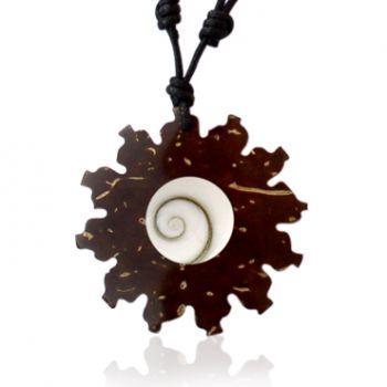 Shiva Auge Kokosnuss Sonne