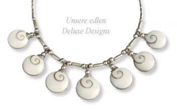 "Shiva Auge Halskette ""Deluxe"" 7"