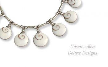 "Shiva Auge Halskette ""Deluxe"" 9"