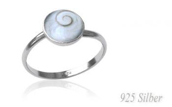 Shiva Auge Ring rund supermini