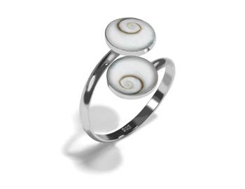 Shiva Auge Ring rund mini 2