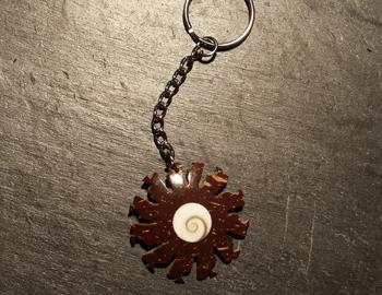 Shiva Auge Schlüssel Anhänger Koko Sunn