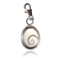 Shiva Eye Charm Oval mini