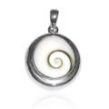 Shiva Eye Anhänger Oval big